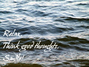 Think good thoughts pic