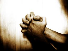 rough prayer hands