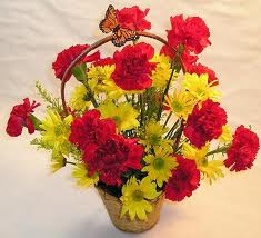 flower arrangement picture