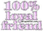 loyal friend
