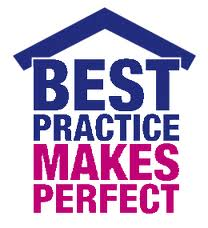 Best Practice makes perfect