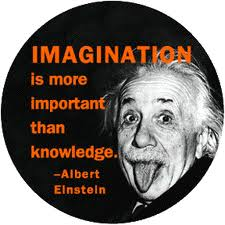 imagination - Einstein