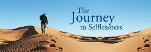 selflessness, journey to
