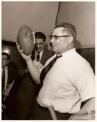 Lombardi - This is a football