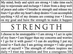 strength from rubymusingsblogspot