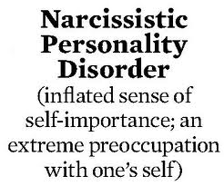 narcissicism