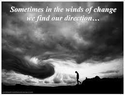 winds of change - direction