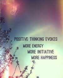 Positive Thinking and Energy