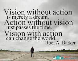 Vision with Action