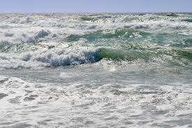 ocean waves surf