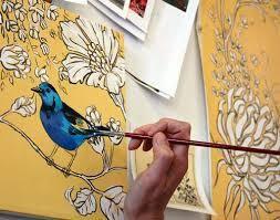 painting brush strokes