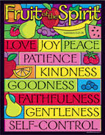 fruits of the Holy Spirit right conduct