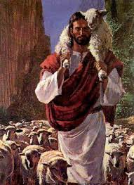 Jesus, The Lord is my shepherd