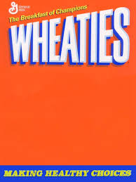 Wheaties - Healthy Choices